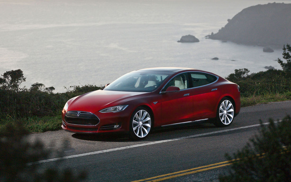 Tesla Model S I Restyling 2016 - now Liftback #1