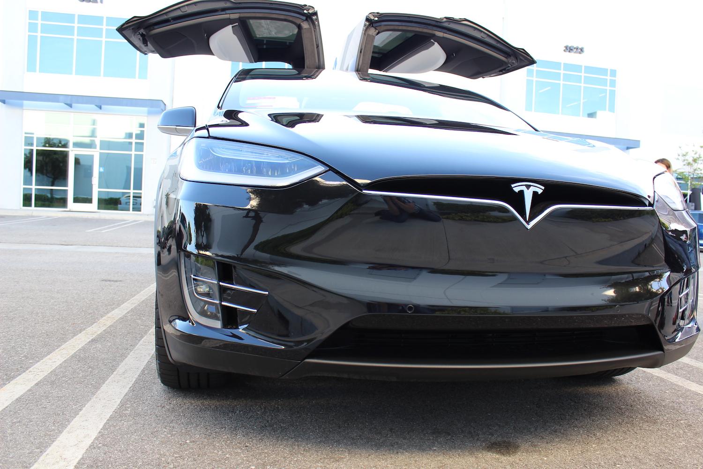Tesla Model S I Restyling 2016 - now Liftback #2