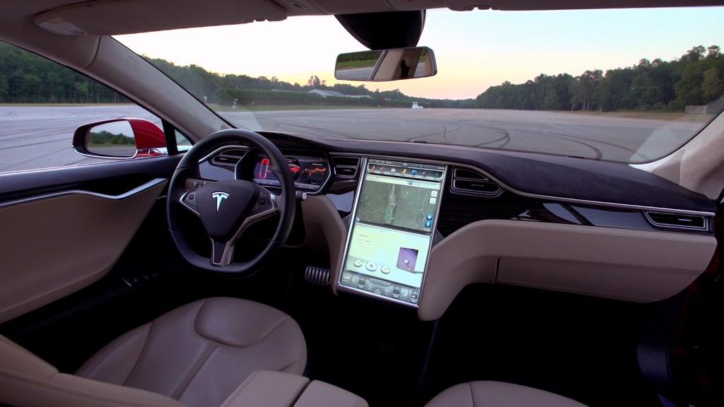 Tesla Model S I Restyling 2016 - now Liftback #8