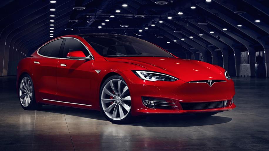 Tesla Model S I Restyling 2016 - now Liftback #5