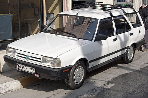 Tofas Kartal 1985 - 2003 Station wagon 5 door #6