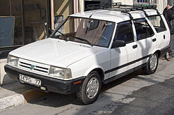 Tofas Kartal 1985 - 2003 Station wagon 5 door #8