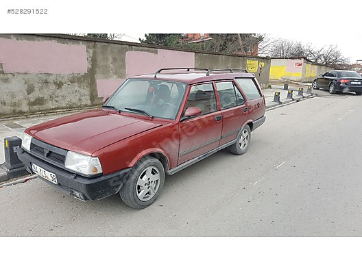 Tofas Kartal 1985 - 2003 Station wagon 5 door #5