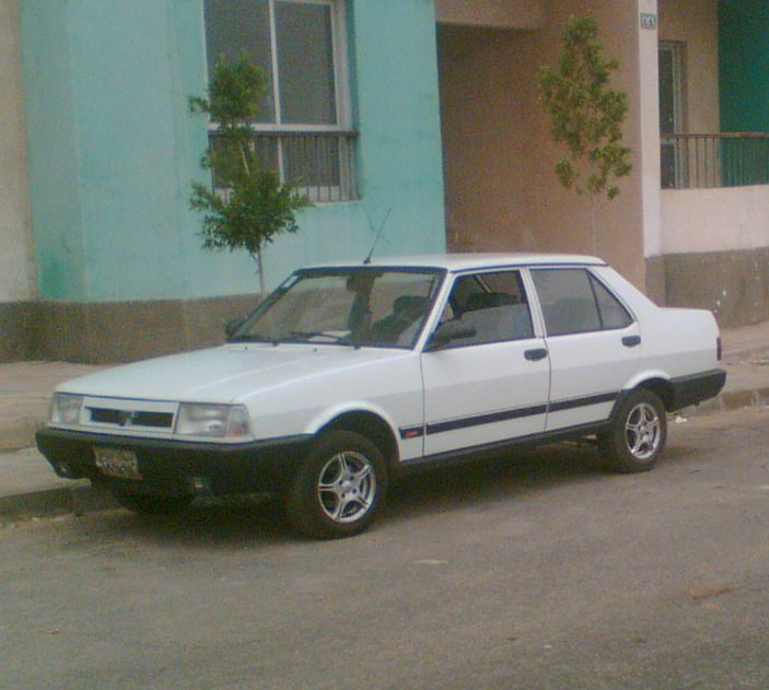 Tofas Kartal 1985 - 2003 Station wagon 5 door #7