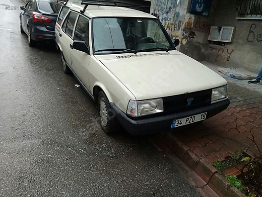 Tofas Kartal 1985 - 2003 Station wagon 5 door #4