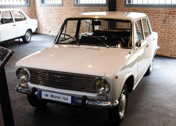 Tofas Murat 124 1966 - 1974 Sedan #2