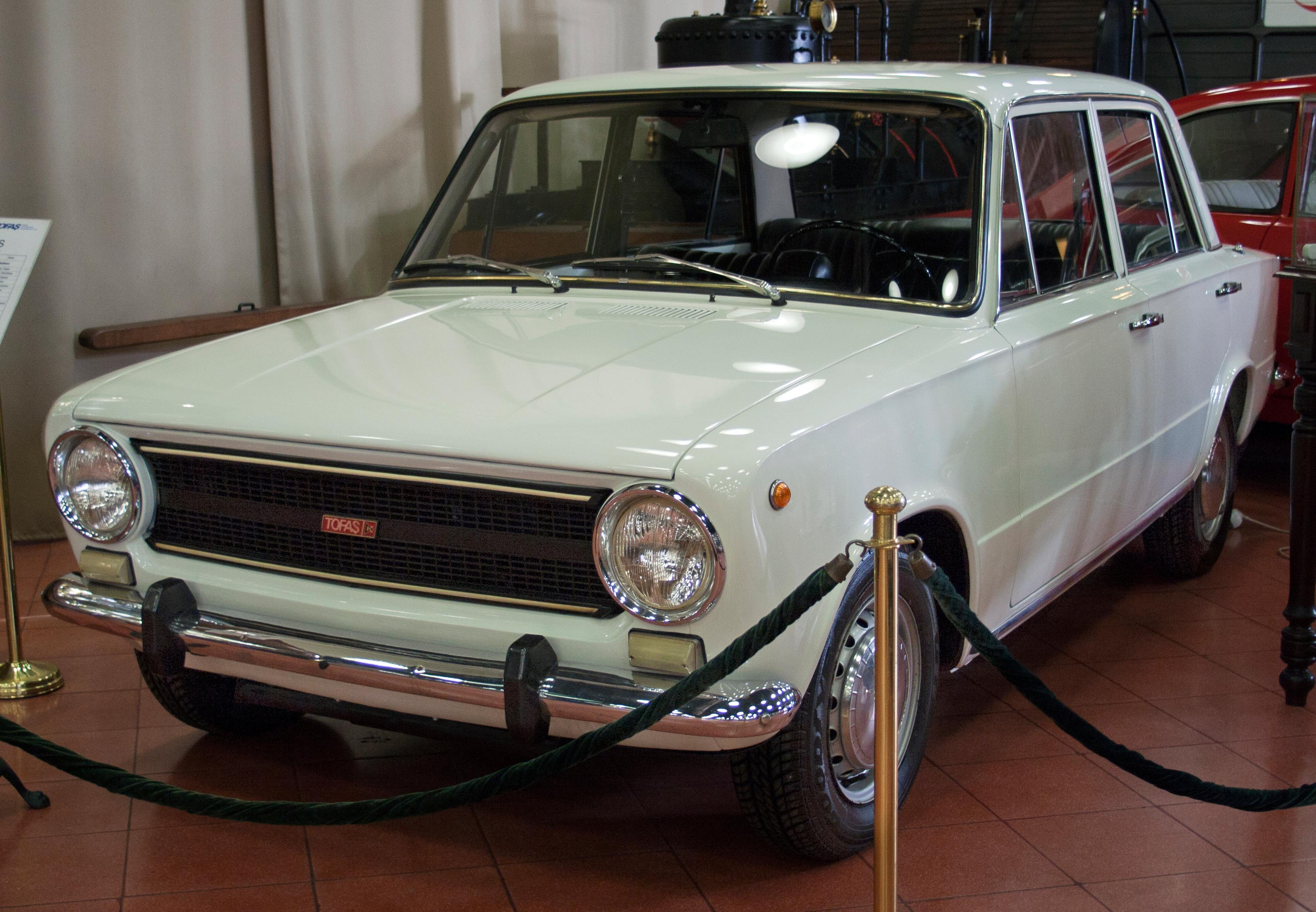 Tofas Murat 124 1966 - 1974 Sedan #7