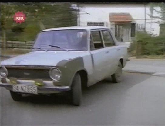 Tofas Murat 124 1966 - 1974 Sedan #6