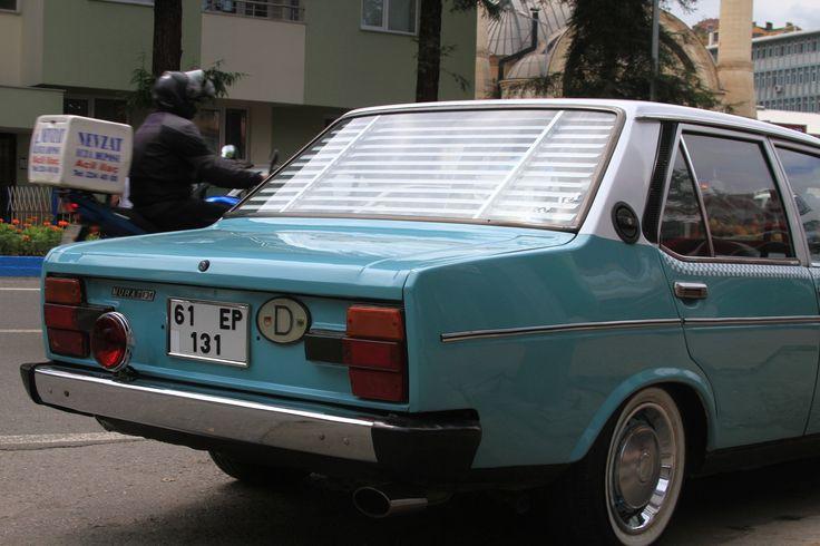Tofas Murat 131 1985 - 1995 Sedan #1