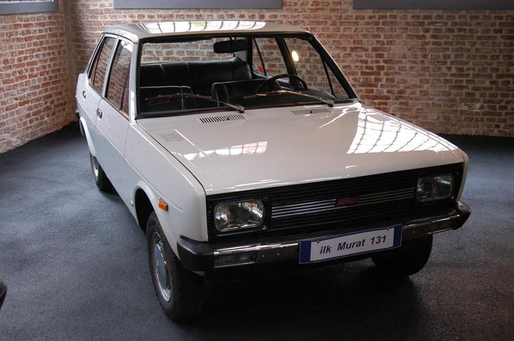 Tofas Murat 131 1985 - 1995 Sedan #3