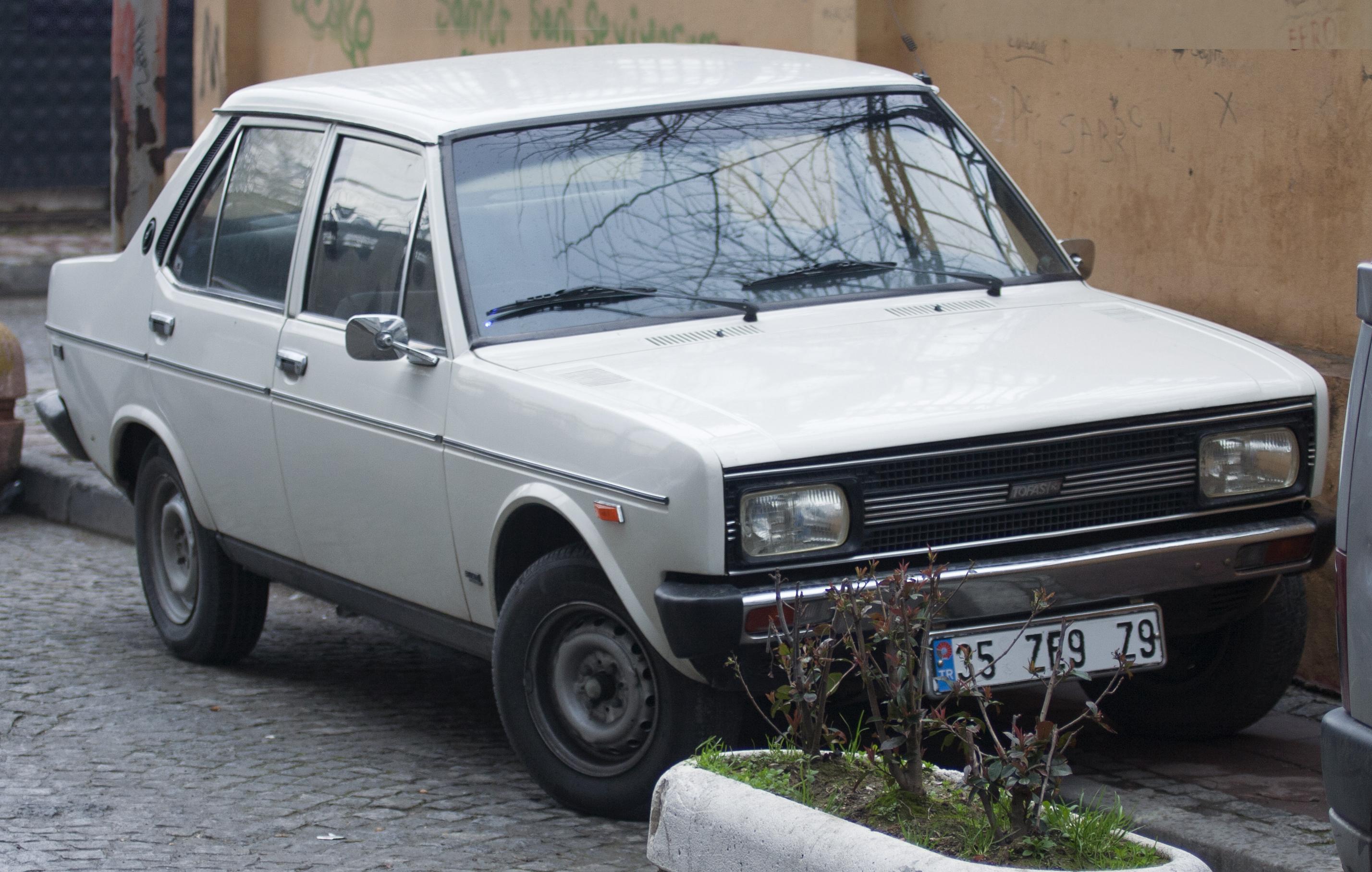 Tofas Murat 131 1985 - 1995 Sedan #5