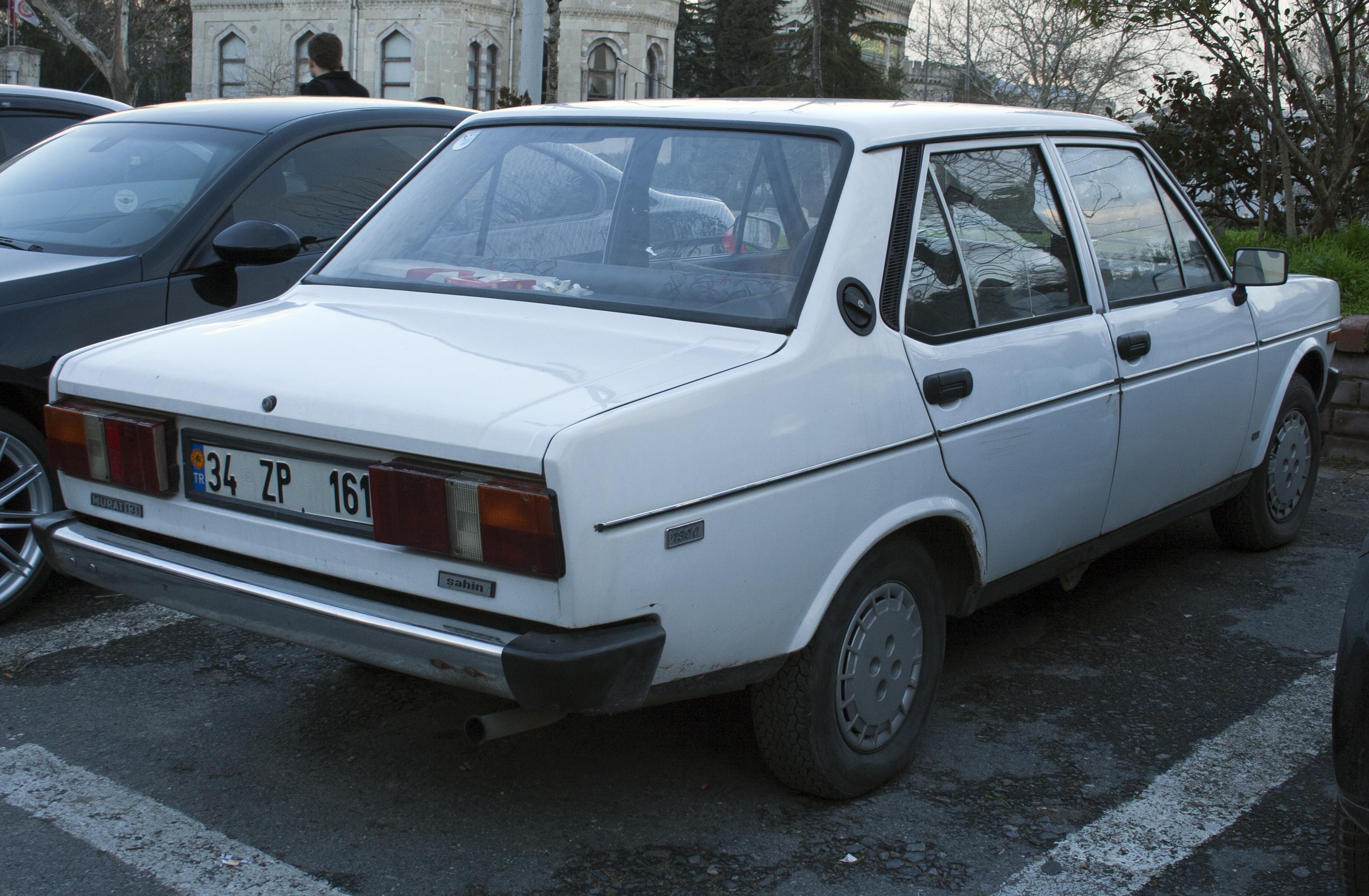 Tofas Murat 131 1985 - 1995 Sedan #7