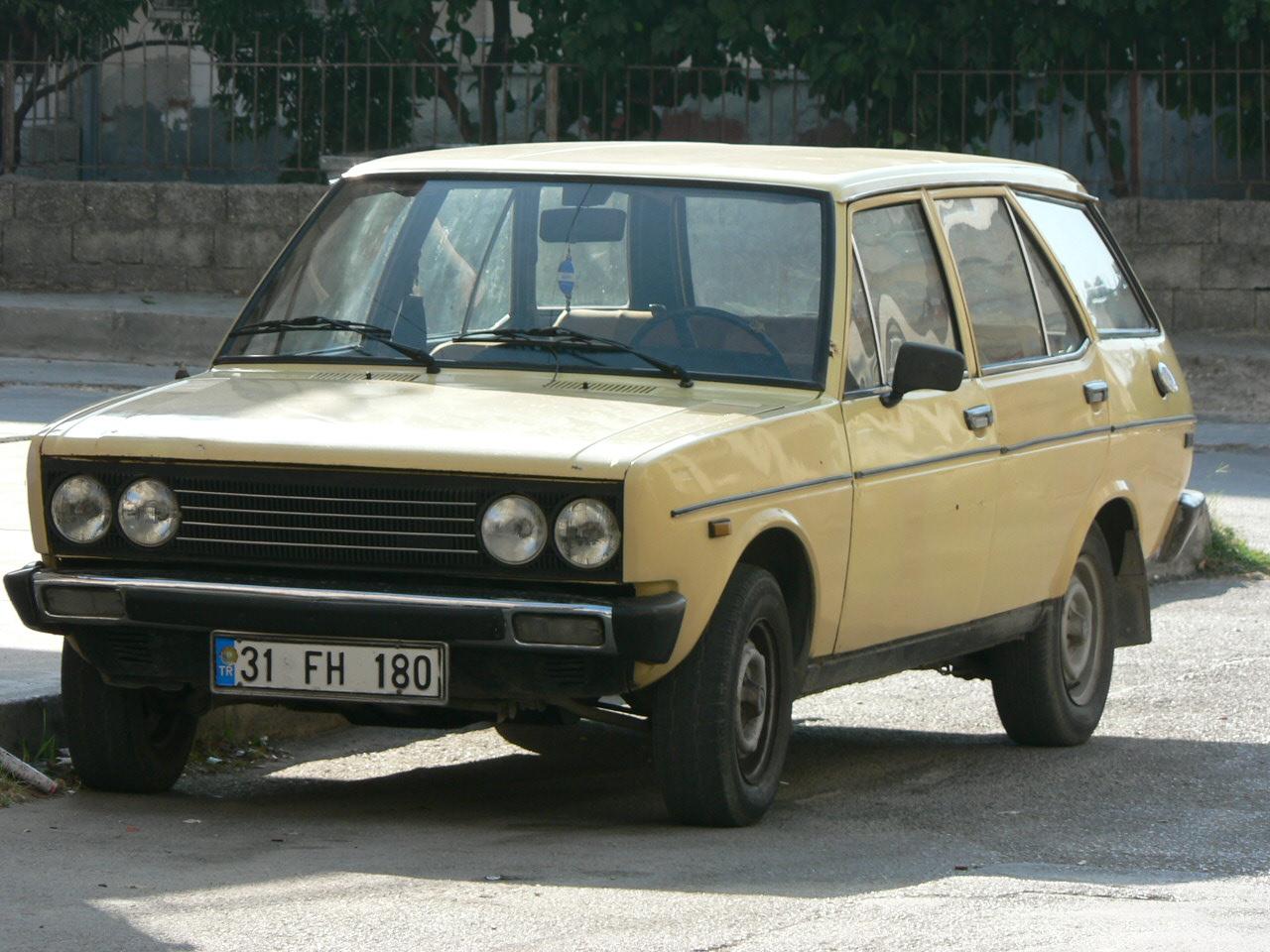 Tofas Murat 131 1985 - 1995 Sedan #8
