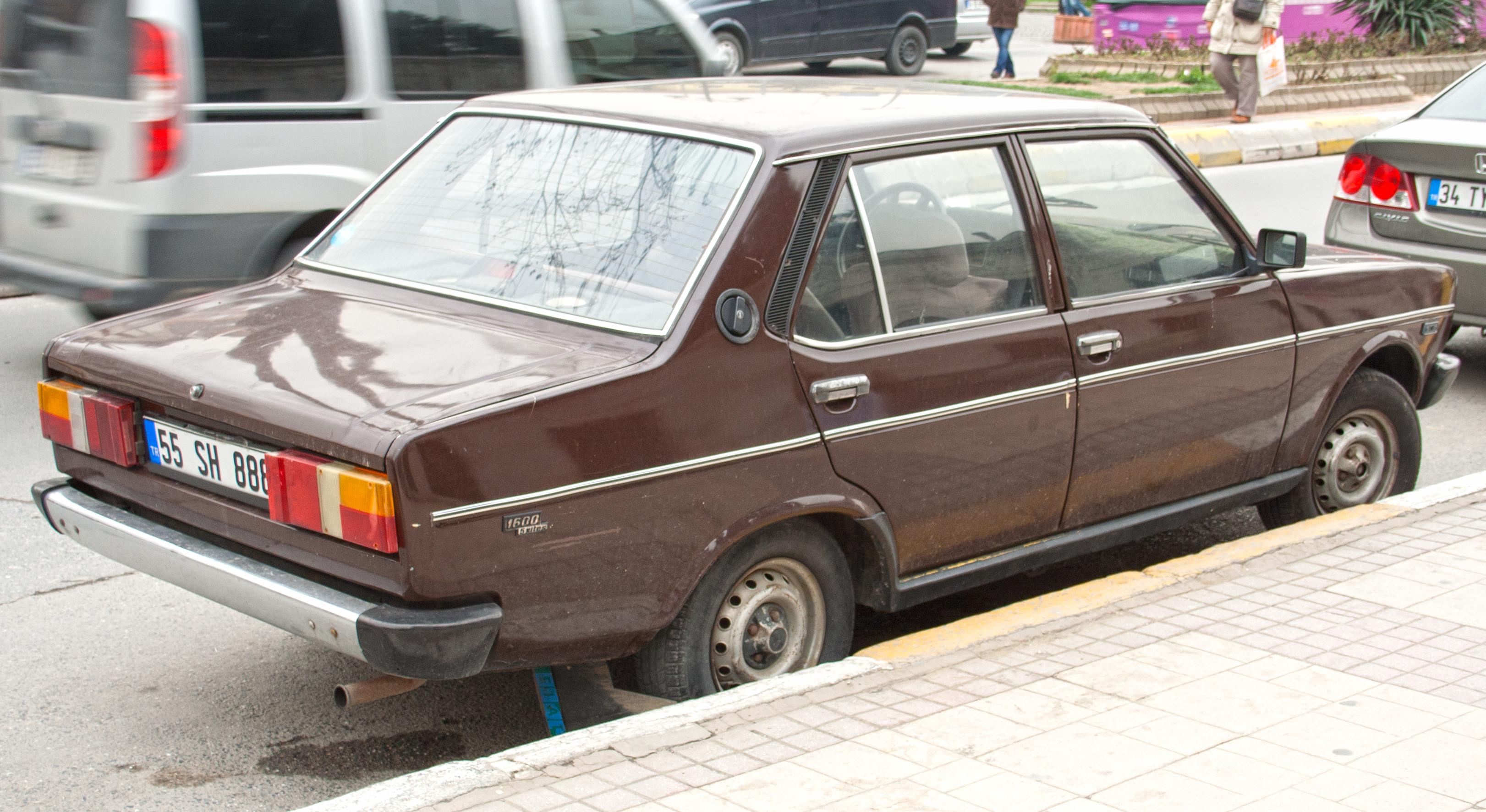 Tofas Murat 131 1985 - 1995 Sedan #6