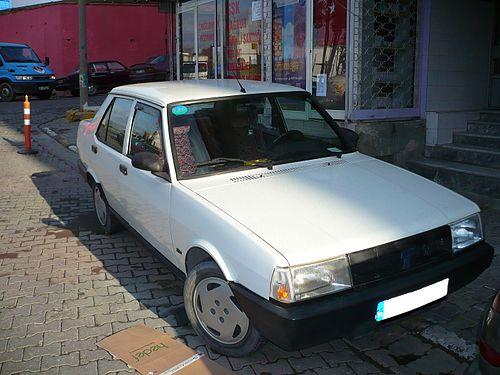 Tofas Sahin III 1990 - 2002 Sedan #4