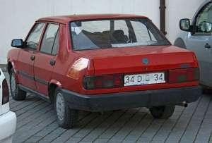 Tofas Sahin III 1990 - 2002 Sedan #1