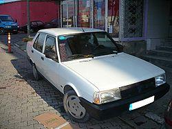 Tofas Sahin III 1990 - 2002 Sedan #6