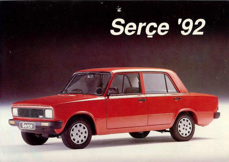 Tofas Serce 1985 - 1996 Sedan #4