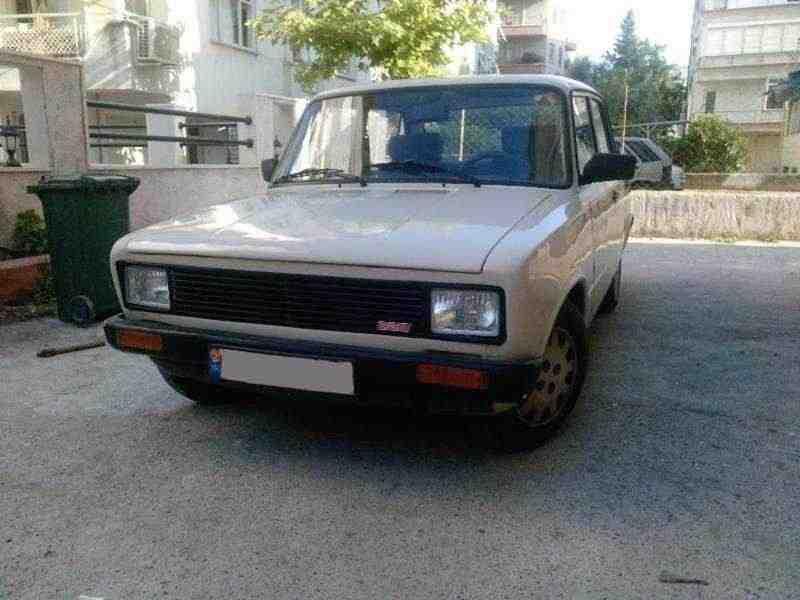 Tofas Serce 1985 - 1996 Sedan #2