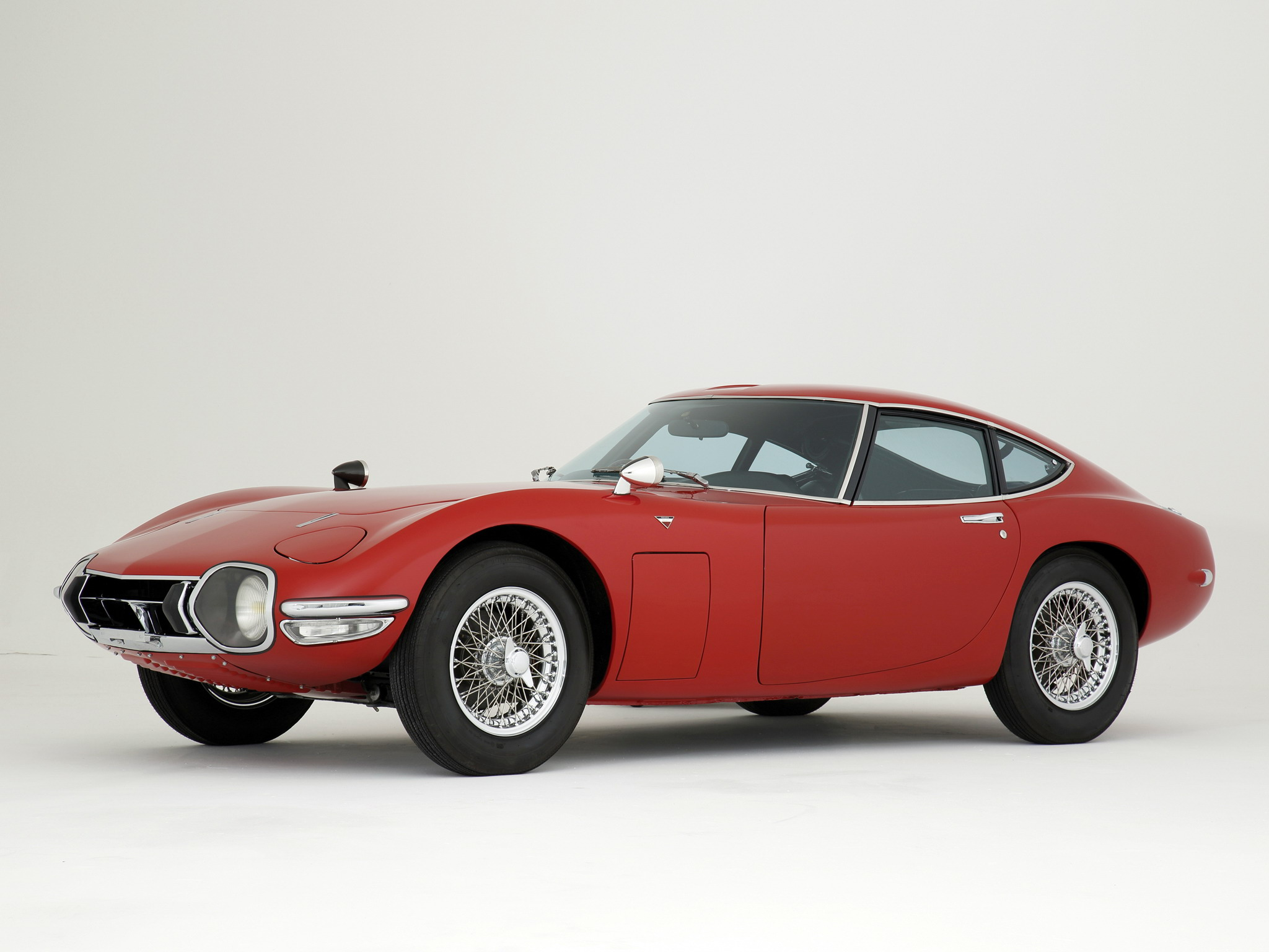 Toyota 2000GT 1967 - 1970 Coupe #6
