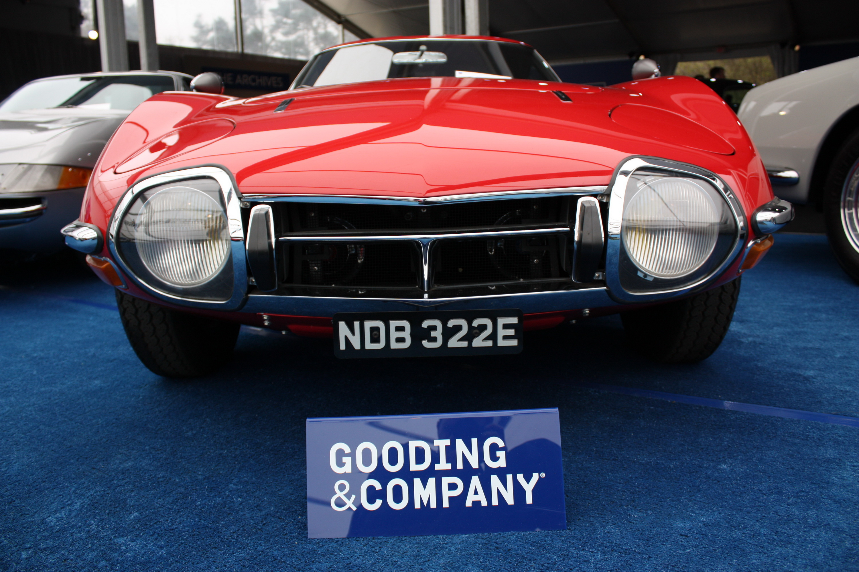 Toyota 2000GT 1967 - 1970 Coupe #2