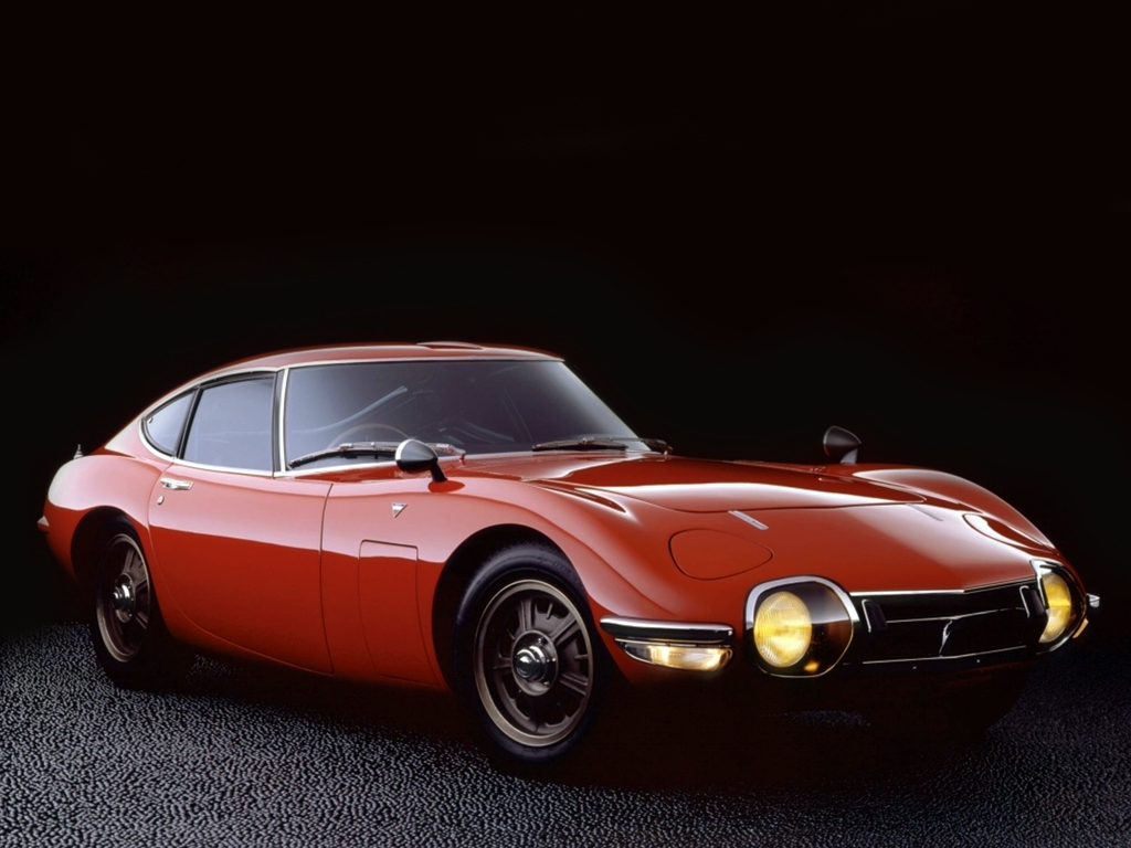Toyota 2000GT 1967 - 1970 Coupe #7