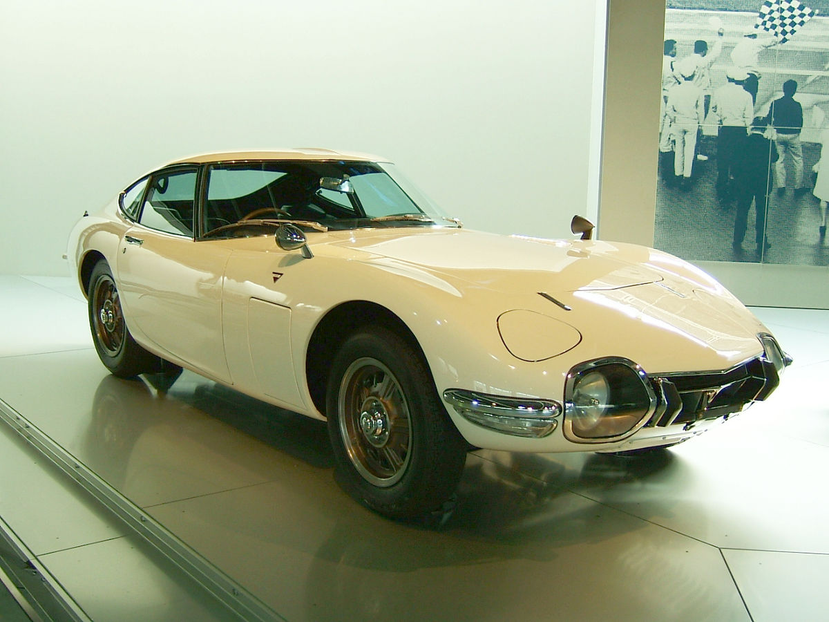 Toyota 2000GT 1967 - 1970 Coupe #8