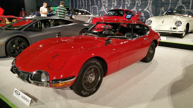 Toyota 2000GT 1967 - 1970 Coupe #1