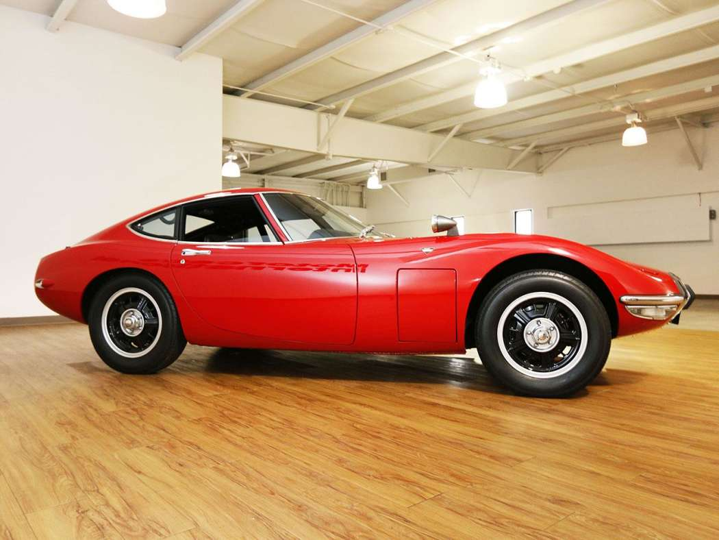 Toyota 2000GT 1967 - 1970 Coupe #5