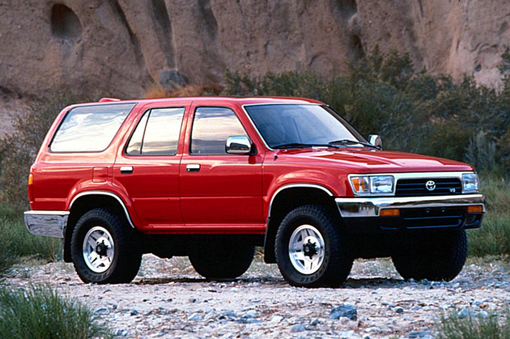 Toyota 4Runner II 1989 - 1995 SUV 3 door #7