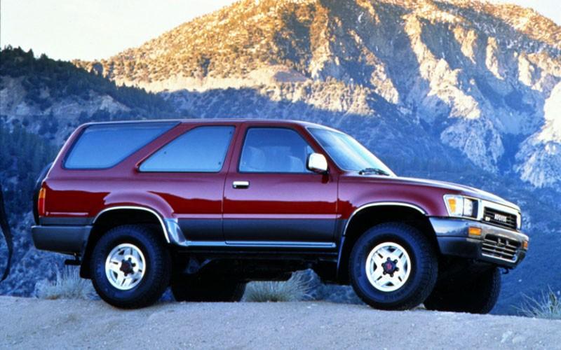 Toyota 4Runner II 1989 - 1995 SUV 3 door #6