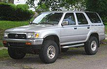 Toyota Hilux Surf II 1989 - 1992 SUV 3 door #2