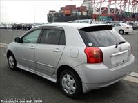 Toyota Allex 2001 - 2006 Hatchback 5 door #5
