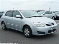 Toyota Allex 2001 - 2006 Hatchback 5 door #4