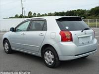 Toyota Allex 2001 - 2006 Hatchback 5 door #1