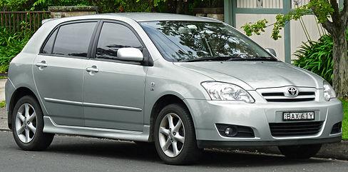 Toyota Allex 2001 - 2006 Hatchback 5 door #2