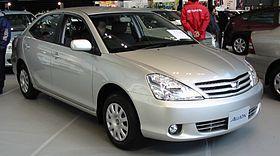 Toyota Allion I 2001 - 2004 Sedan #4