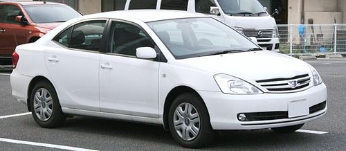 Toyota Allion I Restyling 2004 - 2007 Sedan #5