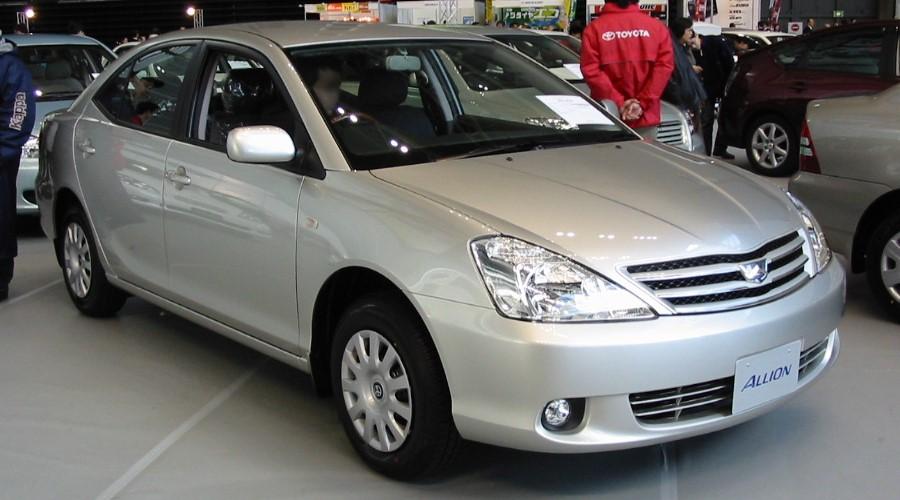 Toyota Allion I 2001 - 2004 Sedan #3