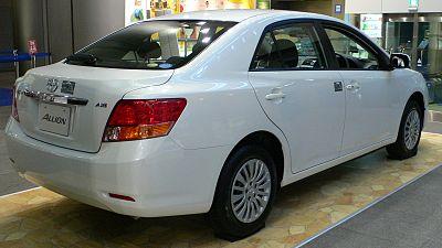 Toyota Allion I Restyling 2004 - 2007 Sedan #3