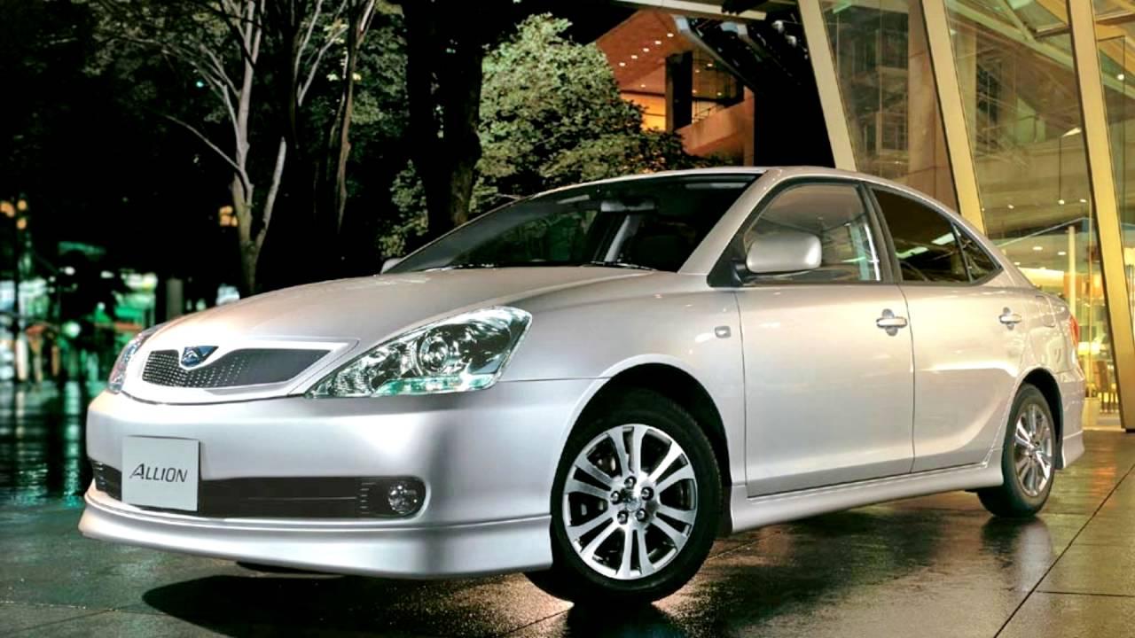 Toyota Allion I Restyling 2004 - 2007 Sedan #2