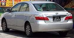 Toyota Allion I Restyling 2004 - 2007 Sedan #1