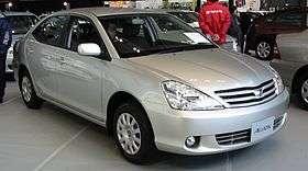 Toyota Allion I Restyling 2004 - 2007 Sedan #4