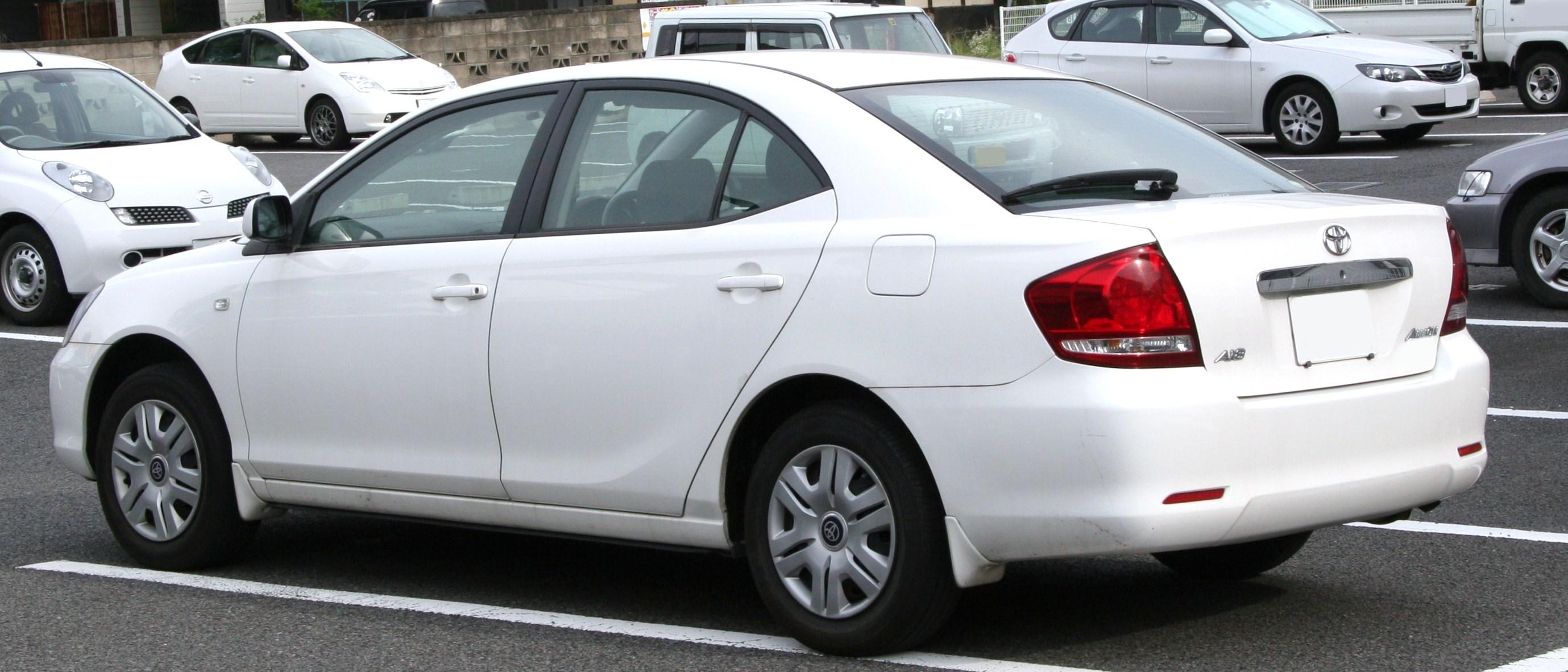 Toyota Allion I Restyling 2004 - 2007 Sedan #6