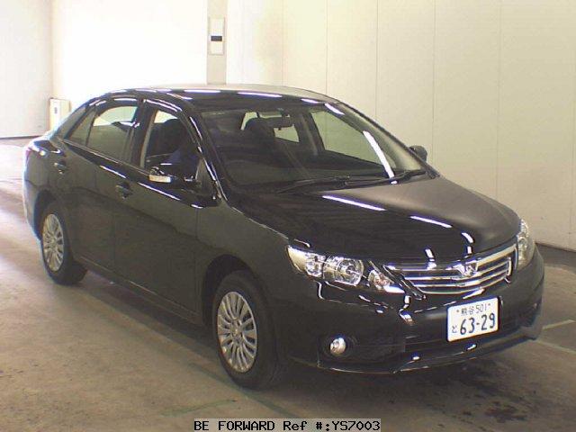 Toyota Allion II Restyling 2010 - now Sedan #4