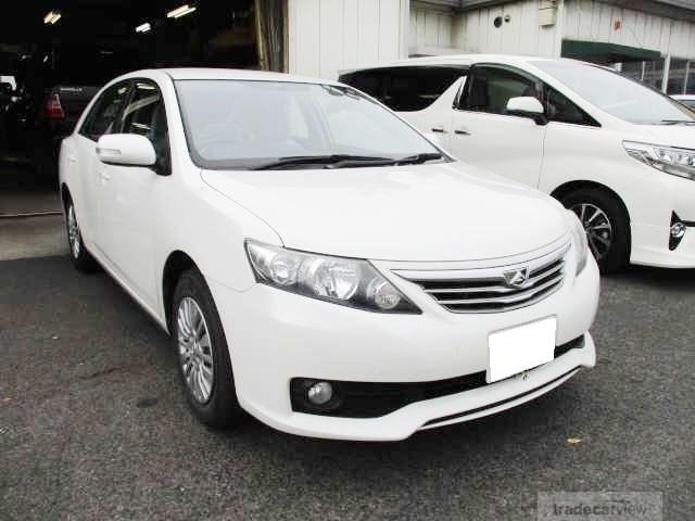 Toyota Allion II Restyling 2010 - now Sedan #1