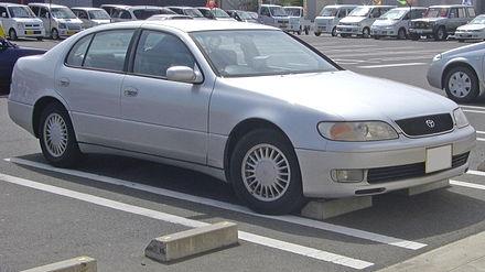 Toyota Aristo I 1991 - 1997 Sedan #5