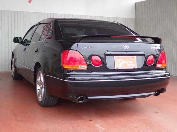 Toyota Aristo II 1997 - 2004 Sedan #5