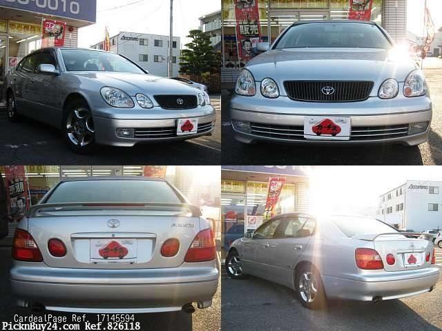Toyota Aristo II 1997 - 2004 Sedan #2