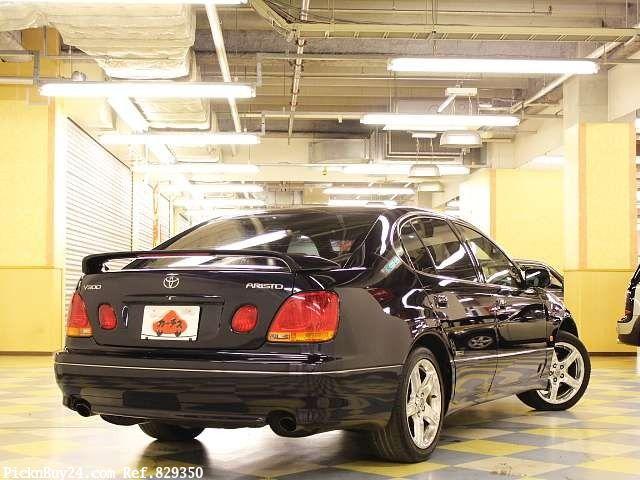 Toyota Aristo II 1997 - 2004 Sedan #1